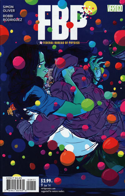 FBP: Federal Bureau of Physics Vol 1 9