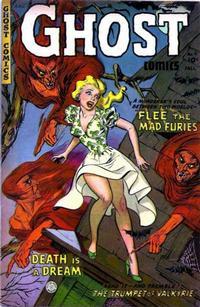 Ghost Comics Vol 1 4