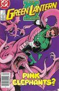 Green Lantern Corps Vol 1 211