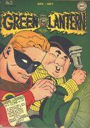 Green Lantern Vol 1 21