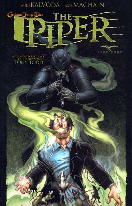 Grimm Fairy Tales: The Piper (TPB) Vol 1 1
