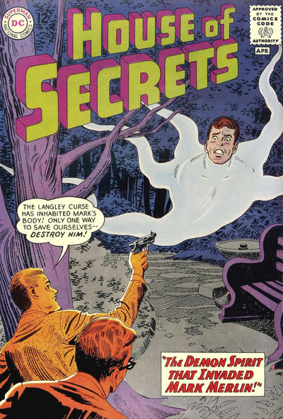 House of Secrets Vol 1 59