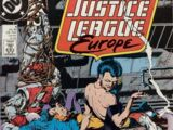 Justice League Europe Vol 1 4