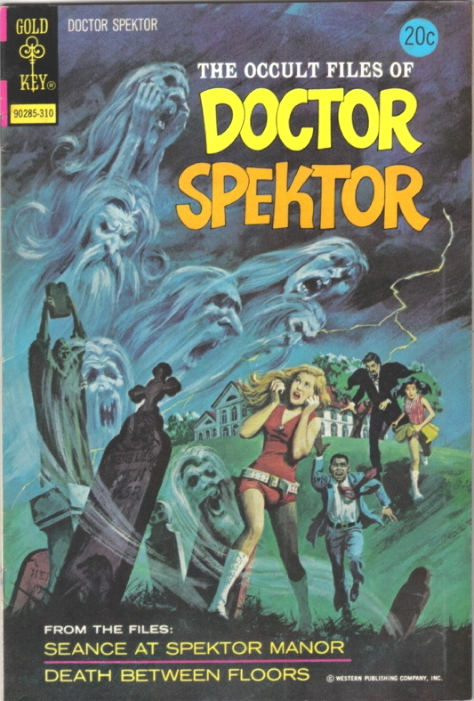 Occult Files of Dr. Spektor Vol 1 4