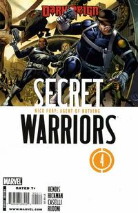Secret Warriors Vol 1 4