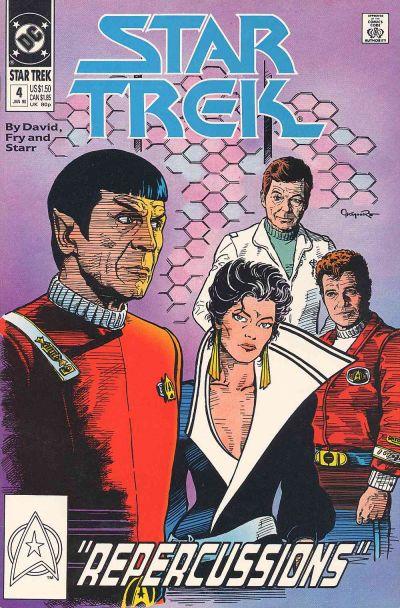 Star Trek (DC) Vol 2 4