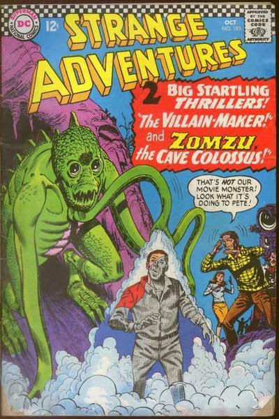 Strange Adventures Vol 1 193