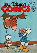 Walt Disney's Comics and Stories Vol 1 85