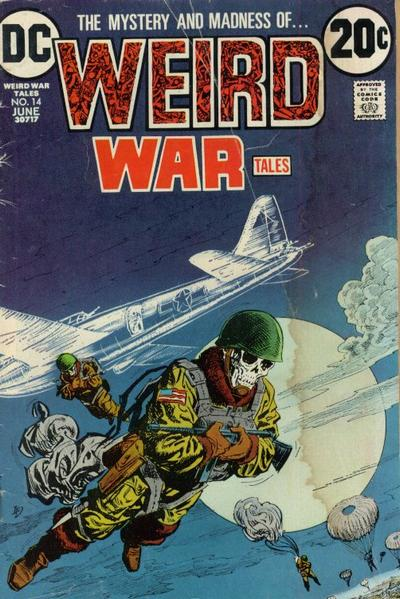 Weird War Tales Vol 1 14