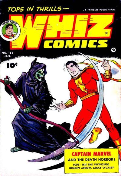 Whiz Comics Vol 1 153