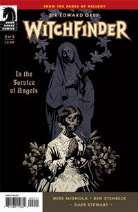Sir Edward Grey Witchfinder: In the Service of Angels Vol 1 2