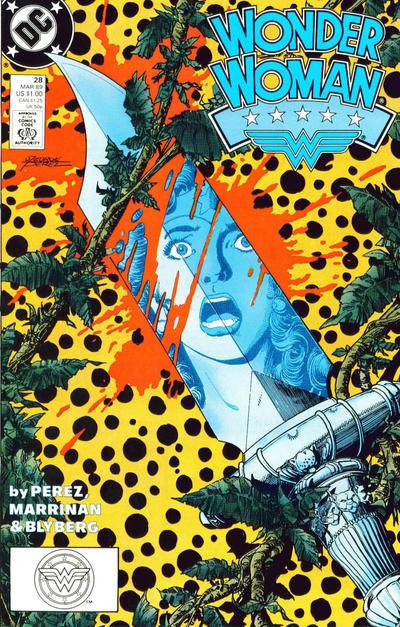 Wonder Woman Vol 2 28