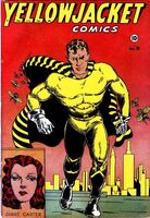 Yellowjacket Comics Vol 1 9