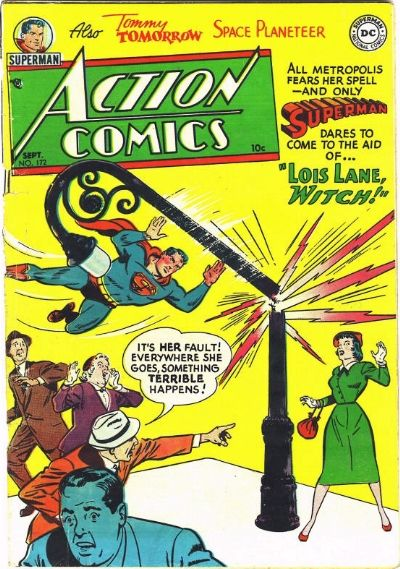 Action Comics Vol 1 172