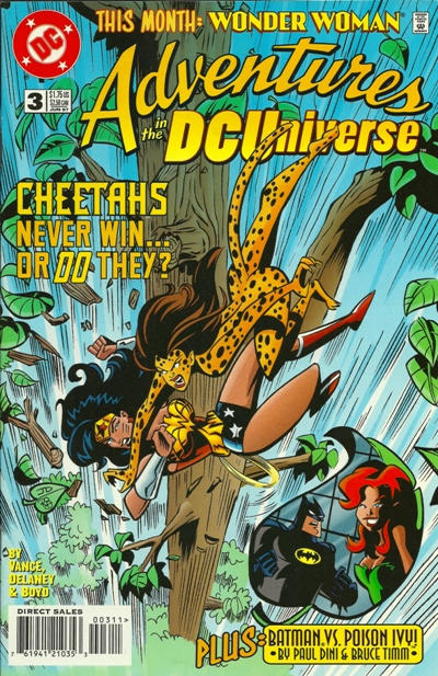 Adventures in the DC Universe Vol 1 3