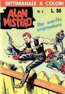 Alan Mistero Vol 1 2