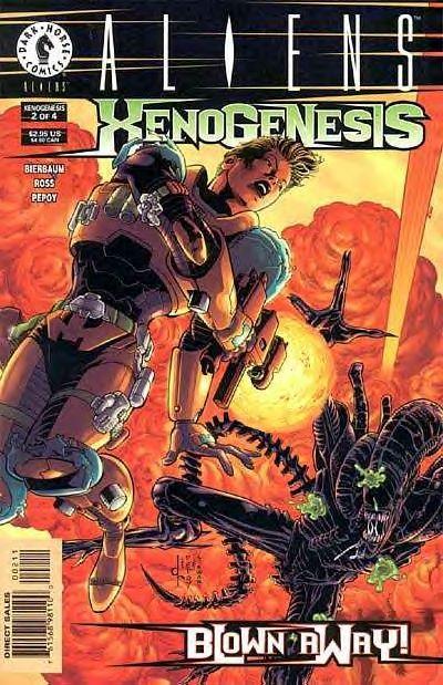 Aliens: Xenogenesis Vol 1 2