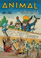 Animal Comics Vol 1 4
