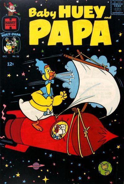 Baby Huey and Papa Vol 1 26