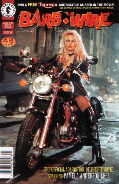 Barb Wire: Movie Special Vol 1 1