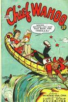 Big Chief Wahoo Vol 1 6