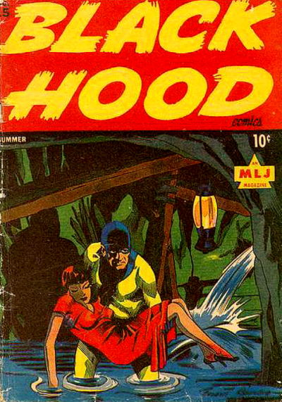 Black Hood Comics Vol 1 15