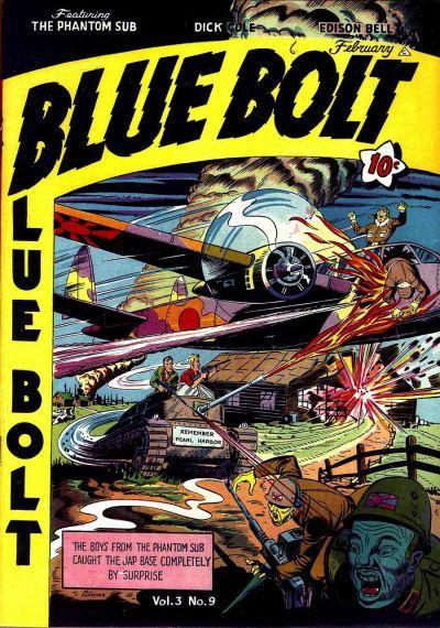 Blue Bolt Vol 1 33