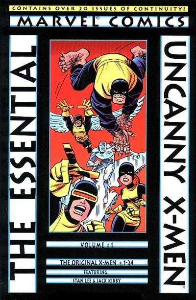 Essential Uncanny X-Men Vol 1 1