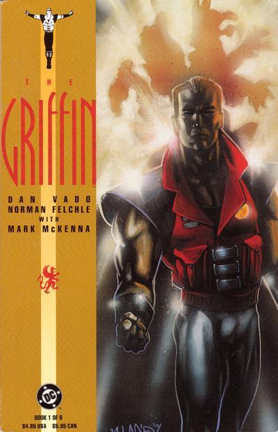 Griffin Vol 1 1