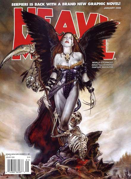 Heavy Metal Vol 31 6