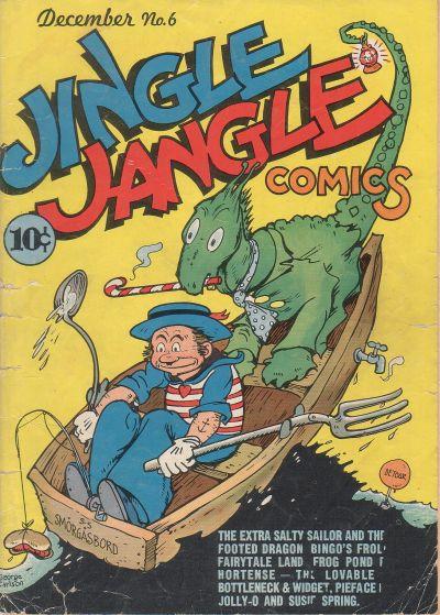 Jingle Jangle Comics Vol 1 6