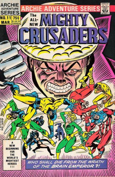 Mighty Crusaders Vol 2 11