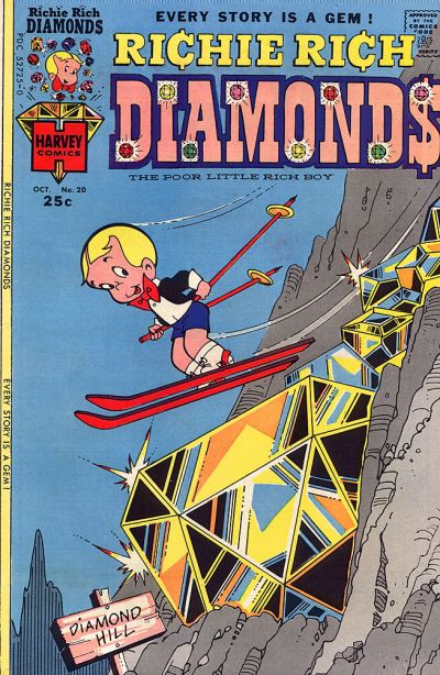 Richie Rich Diamonds Vol 1 20