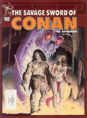 Savage Sword of Conan Vol 1 94