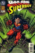 Superboy Annual Vol 4 2
