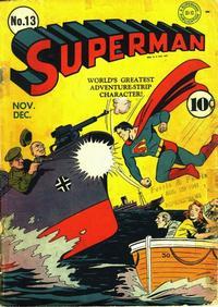 Superman Vol 1 13