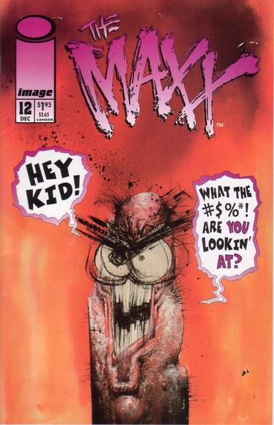 The Maxx Vol 1 12