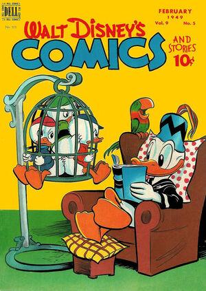 Walt Disney's Comics and Stories Vol 1 101.jpg