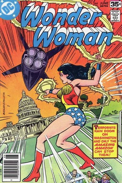 Wonder Woman Vol 1 244