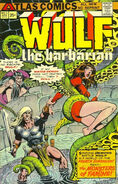 Wulf the Barbarian Vol 1 2