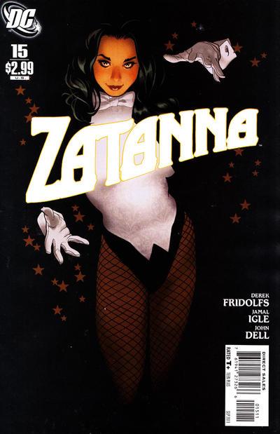 Zatanna Vol 3 15