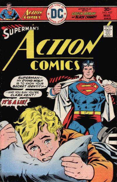 Action Comics Vol 1 457