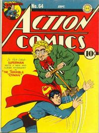 Action Comics Vol 1 64