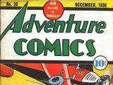 Adventure Comics Vol 1 33