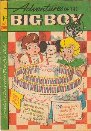 Adventures of the Big Boy Vol 1 200