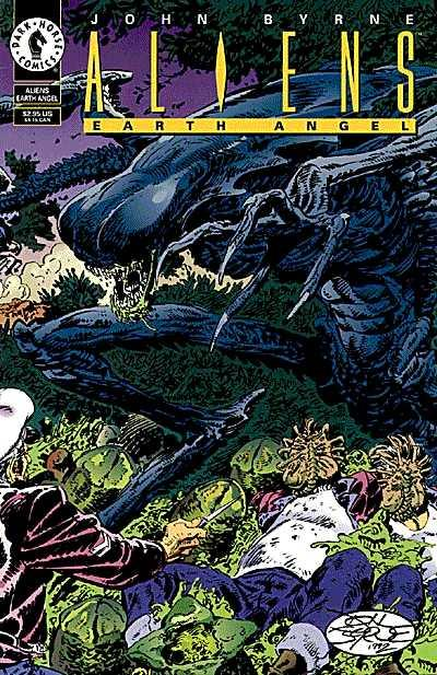 Aliens: Earth Angel Vol 1 1