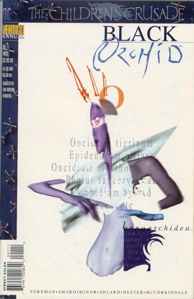 Black Orchid Annual Vol 2 1