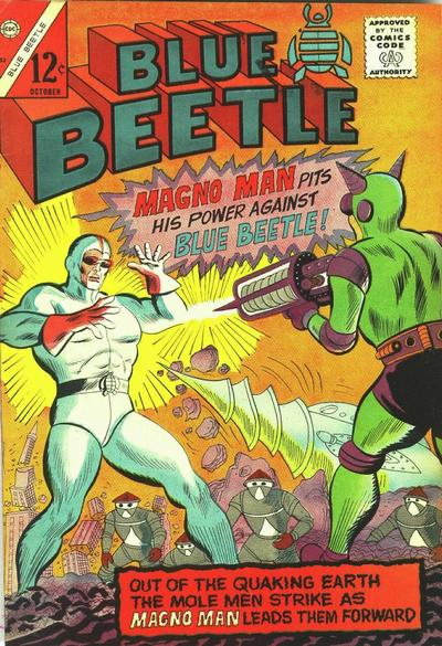 Blue Beetle Vol 4 52
