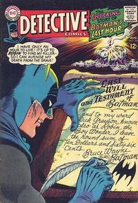 Detective Comics Vol 1 366