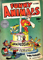 Fawcett's Funny Animals Vol 1 11